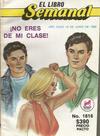 Cover for El Libro Semanal (Novedades, 1960 ? series) #1816