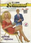 Cover for El Libro Semanal (Novedades, 1960 ? series) #1822