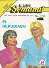 Cover for El Libro Semanal (Novedades, 1960 ? series) #1726