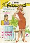 Cover for El Libro Semanal (Novedades, 1960 ? series) #1723