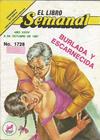 Cover for El Libro Semanal (Novedades, 1960 ? series) #1728