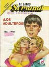 Cover for El Libro Semanal (Novedades, 1960 ? series) #1730