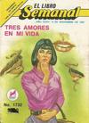 Cover for El Libro Semanal (Novedades, 1960 ? series) #1732