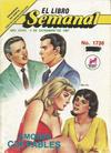 Cover for El Libro Semanal (Novedades, 1960 ? series) #1736