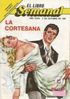 Cover for El Libro Semanal (Novedades, 1960 ? series) #1727