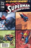 Cover Thumbnail for Superman: The Man of Steel (1991 series) #86 [Newsstand Edition]
