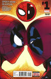 Cover Thumbnail for Spider-Man / Deadpool (2016 series) #1 [Fifth Printing]