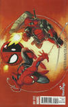 Cover Thumbnail for Spider-Man / Deadpool (2016 series) #1 [Variant Edition - Hastings Exclusive - Ed McGuinness Cover]