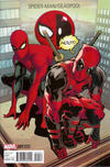 Cover Thumbnail for Spider-Man / Deadpool (2016 series) #1 [Variant Edition - Will Sliney Incentive Cover]