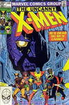 Cover for The Uncanny X-Men (Marvel, 1981 series) #149 [British Price Variant]