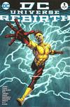 Cover Thumbnail for DC Universe: Rebirth (2016 series) #1 [Third Printing]