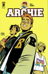 Cover for Archie (Archie, 2015 series) #9 [Cover C - Andrew Robinson]