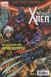 Cover for Die neuen X-Men (Panini Deutschland, 2013 series) #34