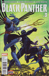 Cover for Black Panther (Marvel, 2016 series) #3