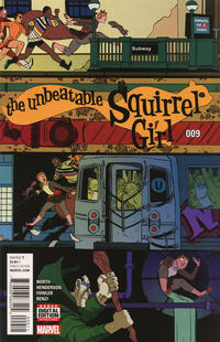 Cover Thumbnail for The Unbeatable Squirrel Girl (Marvel, 2015 series) #9