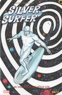 Cover Thumbnail for Silver Surfer (Panini Deutschland, 2015 series) #3 - Im Weltall ist die Hölle los