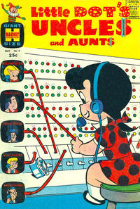 Cover Thumbnail for Little Dot's Uncles and Aunts (Harvey, 1961 series) #9