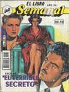 Cover for El Libro Semanal (Novedades, 1960 ? series) #2172