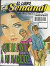 Cover for El Libro Semanal (Novedades, 1960 ? series) #2272