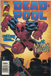 Cover for Deadpool (Marvel, 1997 series) #2 [Newsstand Edition]
