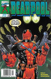 Cover for Deadpool (Marvel, 1997 series) #15 [Newsstand Edition]