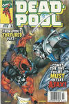 Cover for Deadpool (Marvel, 1997 series) #18 [Newsstand]
