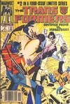 Cover for The Transformers (Marvel, 1984 series) #2 [Newsstand]