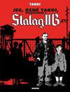 Cover for Jeg, René Tardi, krigsfange i Stalag IIB (Minuskel Forlag, 2015 series) #[nn]