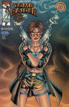 Cover Thumbnail for Tomb Raider: The Series (1999 series) #2 [Dynamic Forces Exclusive Gold Foil Cover]