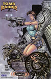 Cover for Tomb Raider: The Series (Image, 1999 series) #3 [Monster Mart Gold Foil Variant]