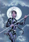 Cover for Tomb Raider: The Series (Image, 1999 series) #13 [Top Cow Select Virgin Variant]