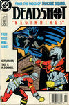 Cover Thumbnail for Deadshot (1988 series) #1 [Newsstand Edition]