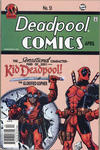 Cover Thumbnail for Deadpool (1997 series) #51 [Newsstand Edition]