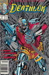 Cover for Deathlok (Marvel, 1991 series) #1 [Newsstand]