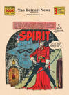 Cover Thumbnail for The Spirit (1940 series) #1/5/1941 [Detroit News Edition]