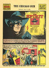 Cover Thumbnail for The Spirit (1940 series) #7/5/1942 [Chicago Sun Edition]