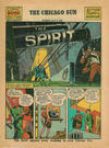 Cover Thumbnail for The Spirit (1940 series) #5/2/1943 [Chicago Sun Edition]