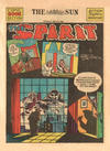 Cover Thumbnail for The Spirit (1940 series) #5/9/1943 [Baltimore Sun Edition]