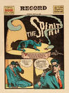 Cover for The Spirit (Register and Tribune Syndicate, 1940 series) #7/25/1943 [Philadelphia Record Edition]