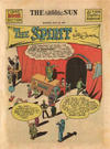 Cover for The Spirit (Register and Tribune Syndicate, 1940 series) #7/18/1943 [Baltimore Sunday Sun Edition]