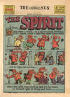 Cover Thumbnail for The Spirit (1940 series) #7/11/1943 [Baltimore Sun Edition]