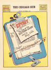 Cover for The Spirit (Register and Tribune Syndicate, 1940 series) #10/3/1943 [Chicago Sun Edition]