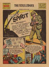 Cover for The Spirit (Register and Tribune Syndicate, 1940 series) #5/23/1943 [Newark NJ Edition]