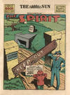 Cover Thumbnail for The Spirit (1940 series) #6/27/1943 [Baltimore Sun Edition]