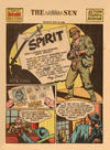 Cover for The Spirit (Register and Tribune Syndicate, 1940 series) #5/23/1943 [Baltimore Sun Edition]
