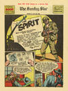 Cover for The Spirit (Register and Tribune Syndicate, 1940 series) #5/23/1943 [Washington DC Sunday Star Edition]