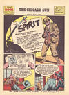Cover for The Spirit (Register and Tribune Syndicate, 1940 series) #5/23/1943 [Chicago Sun Edition]