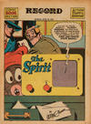 Cover for The Spirit (Register and Tribune Syndicate, 1940 series) #6/20/1943 [Philadephia Record Edition]