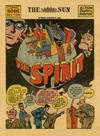 Cover for The Spirit (Register and Tribune Syndicate, 1940 series) #8/8/1943 [Baltimore Sun Edition]