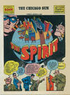 Cover for The Spirit (Register and Tribune Syndicate, 1940 series) #8/8/1943 [Chicago Sun Edition]